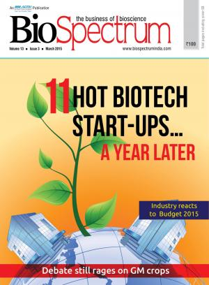Biospectrum India - Read on ipad, iphone, smart phone and tablets.