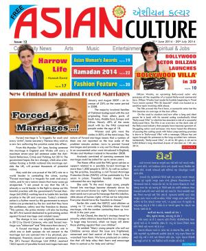 Asian Culture - UK - Read on ipad, iphone, smart phone and tablets.