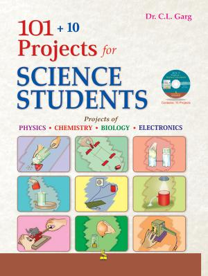 101+10 Projects For Science Students - Read on ipad, iphone, smart phone and tablets.