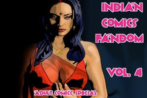 Indian Comics Fandom (Vol. 4) - Read on ipad, iphone, smart phone and tablets.