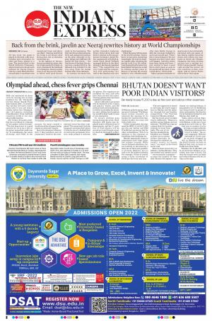The New Indian Express-Chennai - Read on ipad, iphone, smart phone and tablets.