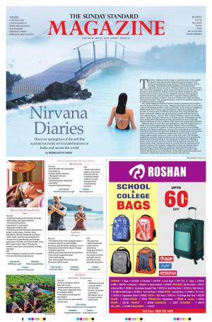 The Sunday Standard Magazine - Delhi