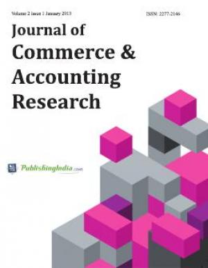 Journal of Commerce and Accounting Research