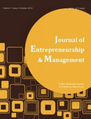Journal of Entrepreneurship and Management - Read on ipad, iphone, smart phone and tablets.