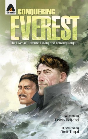 Conquering Everest - Read on ipad, iphone, smart phone and tablets.