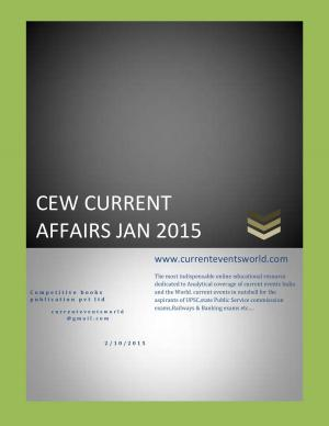 CEW Current Affairs E-Magazine  - Read on ipad, iphone, smart phone and tablets.