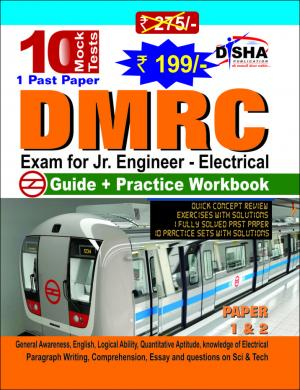 DMRC Exam for Jr. Engineer (Electrical) - Read on ipad, iphone, smart phone and tablets.