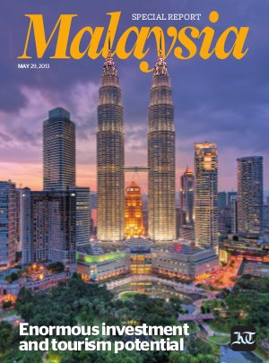 Malaysia Report - Read on ipad, iphone, smart phone and tablets.