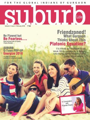 SUBURB - Read on ipad, iphone, smart phone and tablets.