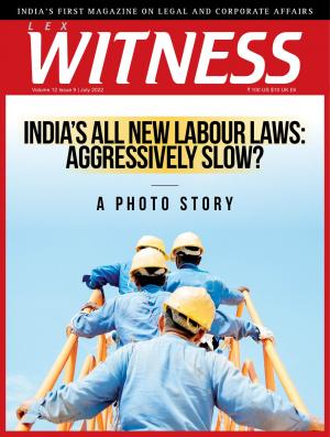 Lex WITNESS - India's First Magazine on Legal & Corporate Affairs - Read on ipad, iphone, smart phone and tablets.