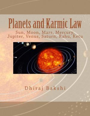 PLANETS AND KARMIC LAW - Read on ipad, iphone, smart phone and tablets.