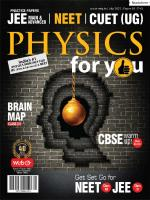 Physics For You - Read on ipad, iphone, smart phone and tablets