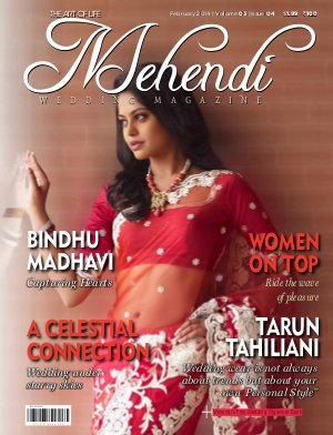 MEHENDI WEDDING & LIFESTYLE MAGAZINE  - Read on ipad, iphone, smart phone and tablets.