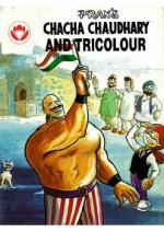 Chacha-Chaudhary-And-Tricolor-English - Read on ipad, iphone, smart phone and tablets