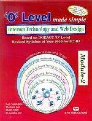 'O' Level Made Simple - Internet And Web Design  - Read on ipad, iphone, smart phone and tablets.