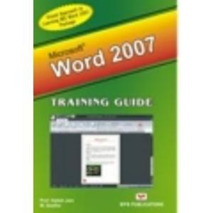 Training Guide MS Word 2007