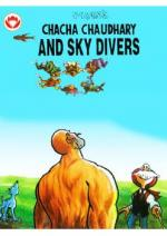 Chacha-Chaudhary-And-Sky-Divers-English - Read on ipad, iphone, smart phone and tablets.