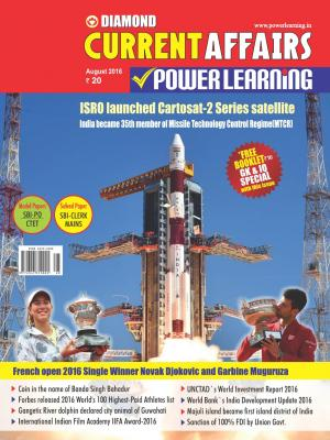 Current Affairs Power Learning - Read on ipad, iphone, smart phone and tablets.