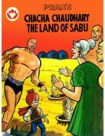 Chacha-Chaudhary-The-Land of-Sabu-English - Read on ipad, iphone, smart phone and tablets.