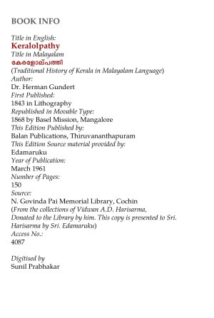 keralolpathy - Read on ipad, iphone, smart phone and tablets.