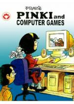 Pinki-And-Computer-Games-English - Read on ipad, iphone, smart phone and tablets
