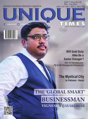 UNIQUE TIMES - Read on ipad, iphone, smart phone and tablets.