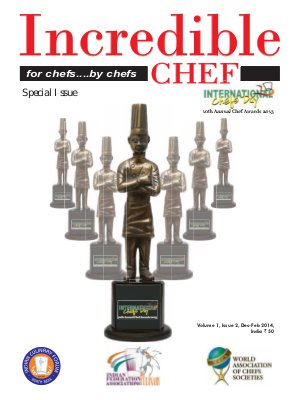 Incredible Chef - Read on ipad, iphone, smart phone and tablets.