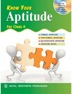Know your aptitude Book 4 - Read on ipad, iphone, smart phone and tablets.