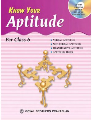 Know your aptitude Book 6 - Read on ipad, iphone, smart phone and tablets.