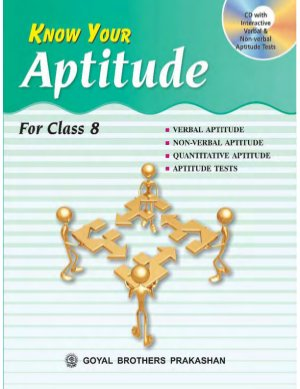 Know your aptitude Book 8 - Read on ipad, iphone, smart phone and tablets.