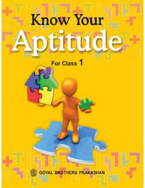 Know your aptitude Book 1 - Read on ipad, iphone, smart phone and tablets.