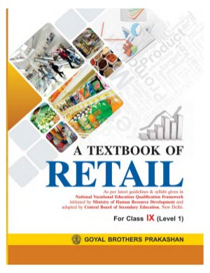 A Textbook of Retail - Read on ipad, iphone, smart phone and tablets.