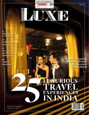 Outlook Traveller LUXE FEB-MAR 2014