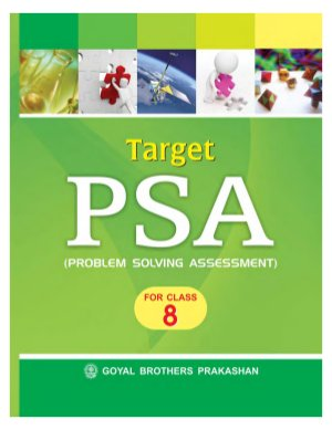 Target PSA Problem Solving Assessment - Read on ipad, iphone, smart phone and tablets.