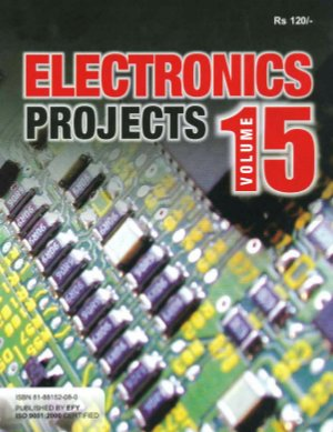 Electronics Projects Vol 15 - Read on ipad, iphone, smart phone and tablets.