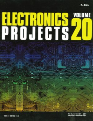 Electronics Projects Vol 20 - Read on ipad, iphone, smart phone and tablets.