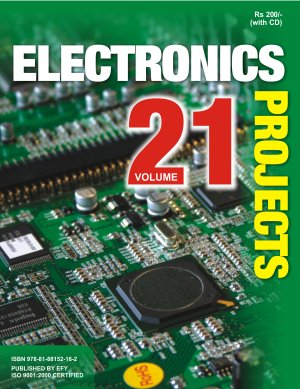 Electronics Projects Vol 21 - Read on ipad, iphone, smart phone and tablets.