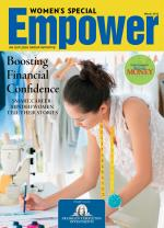 Women Special Empower March 2014 - Read on ipad, iphone, smart phone and tablets