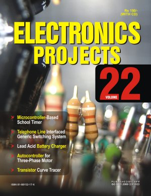 Electronics Projects Vol 22 - Read on ipad, iphone, smart phone and tablets.