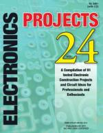 Electronics Projects Vol 24 - Read on ipad, iphone, smart phone and tablets