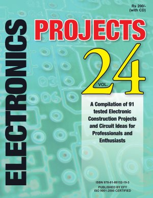 Electronics Projects Vol 24 - Read on ipad, iphone, smart phone and tablets.