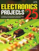 Electronics Projects Vol 25 - Read on ipad, iphone, smart phone and tablets