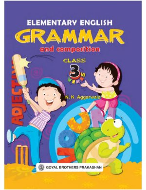Elementary English Grammar & Composition - Read on ipad, iphone, smart phone and tablets.