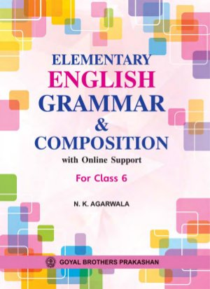 Elementary English Grammar & Composition with online support
