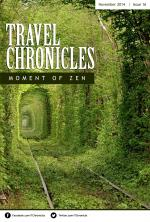 Travel Chronicles - Read on ipad, iphone, smart phone and tablets