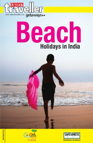 Outlook Traveller Getaways - Beach Holidays in India - Read on ipad, iphone, smart phone and tablets.