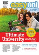 easyuni Ultimate University Guide 20014 - Read on ipad, iphone, smart phone and tablets