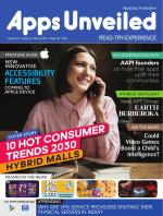 Apps Unveiled - Read on ipad, iphone, smart phone and tablets