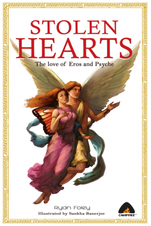 Stolen Hearts: The Love of Eros and Psyche - Read on ipad, iphone, smart phone and tablets.