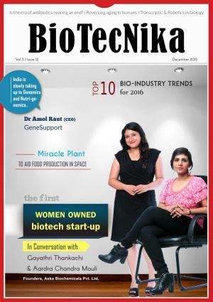 BioTecNika Magazine - Read on ipad, iphone, smart phone and tablets.